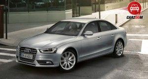 Audi A4 Exteriors Top View