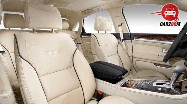 Audi A4 Interiors Seats