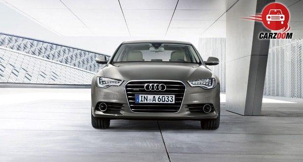 Audi A6 Exteriors Front View