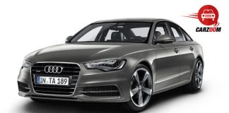 Audi A6 Exteriors Overall