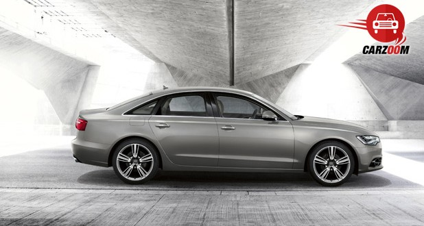 Audi A6 Exteriors Side View