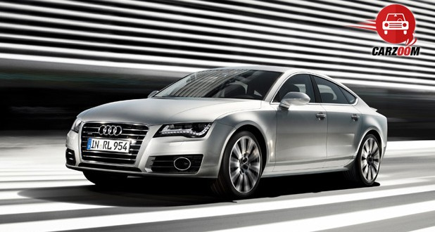 Audi A7 Exteriors Overall