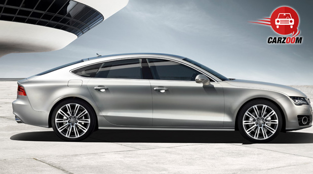 Audi A7 Exteriors Side View