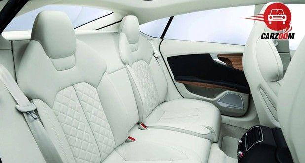 Audi A7 Interiors Seats