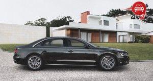 Audi A8 L Exteriors Overall