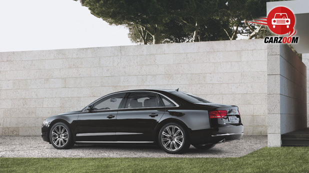 Audi A8 L Exteriors Side View