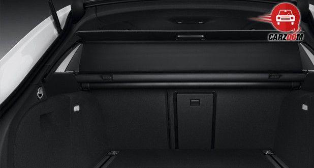 Audi A8 L Interiors Bootspace