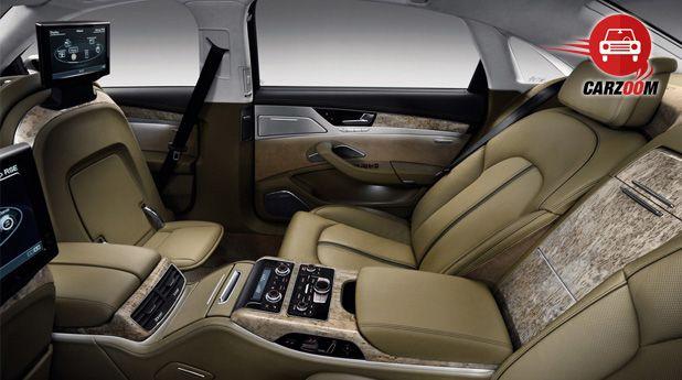 Audi A8 L Interiors Seats