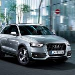 Audi Q3 Exteriors Overall