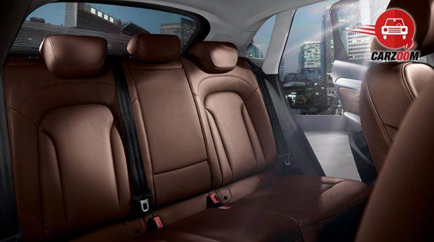 Audi Q3 Interiors Seats