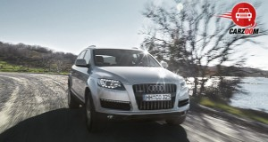 Audi Q7 Exteriors Front View