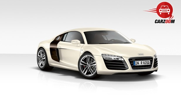 Audi R8 Exteriors Front View
