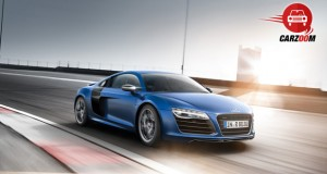 Audi R8 Exteriors Overall