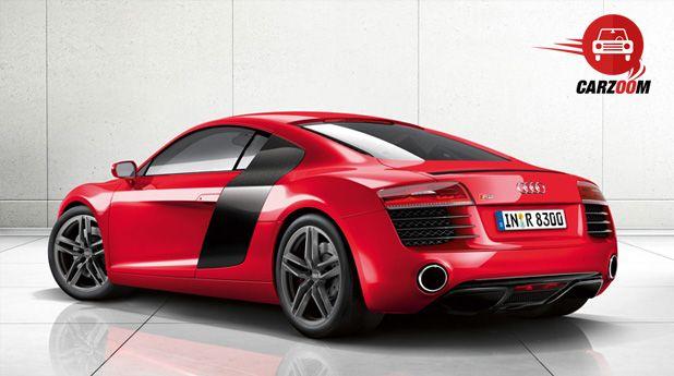 Audi R8 Exteriors Side View