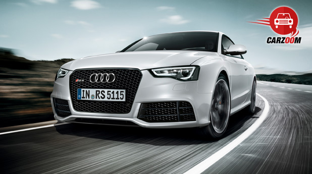 Audi RS5 Exteriors Front View