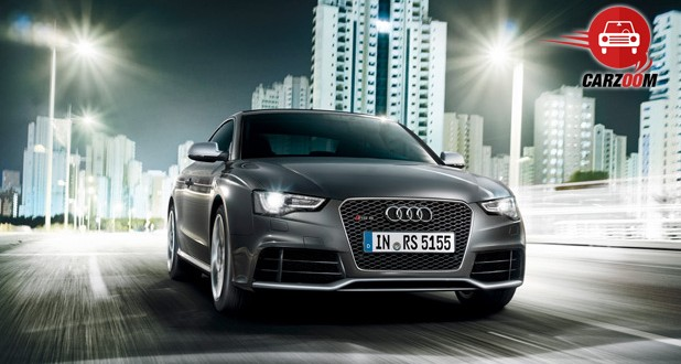 Audi RS5 Exteriors Overall
