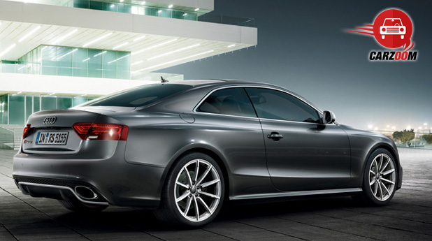 Audi RS5 Exteriors Side View