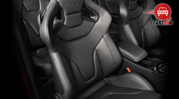 Audi RS5 Interiors Seats