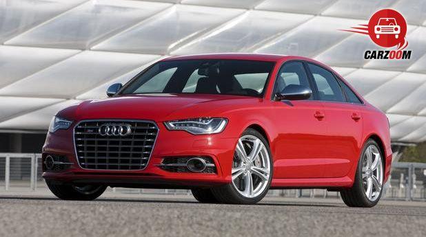 Audi S6 Exteriors Front View