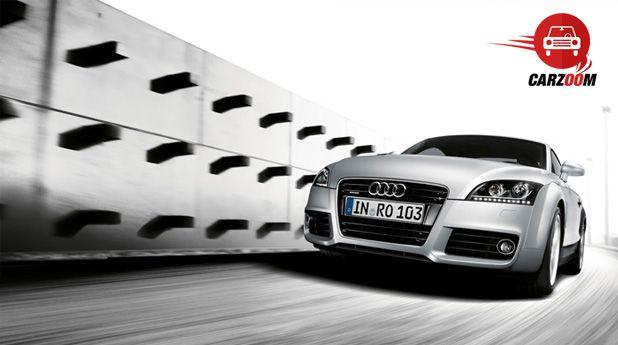 Audi TT Exteriors Front View