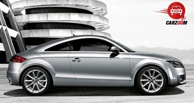 Audi TT Exteriors Side View