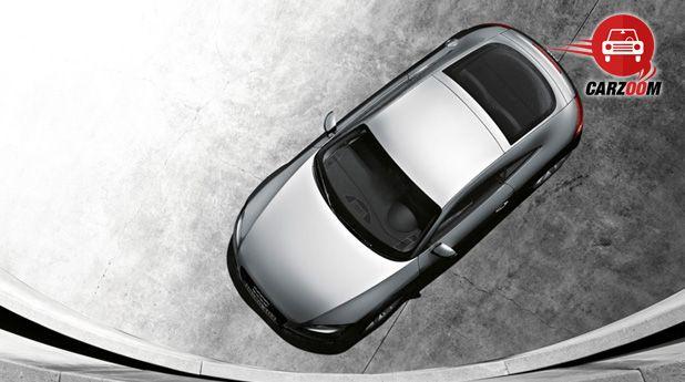 Audi TT Exteriors Top View