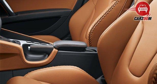 Audi TT Interiors Seats
