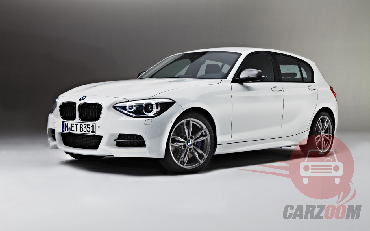 BMW 1 Series Exteriors Overall