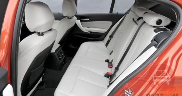 BMW 1 Series Interiors Seats