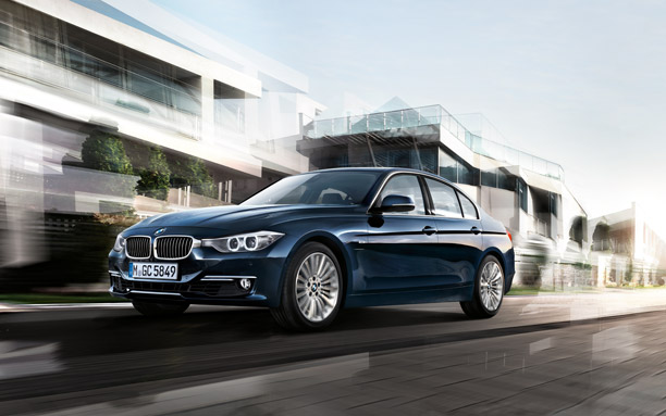 BMW 3 Series Exteriors Overall