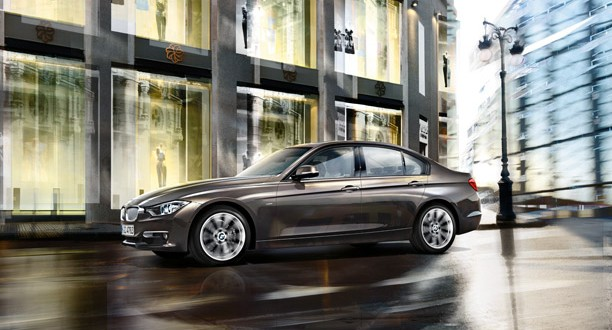 BMW 3 Series Exteriors Side View