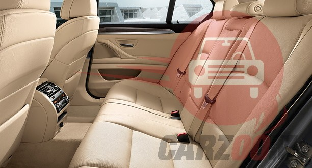 BMW 5 Series Interiors Seats