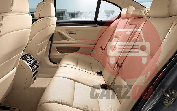 BMW 5 Series Interiors Seats
