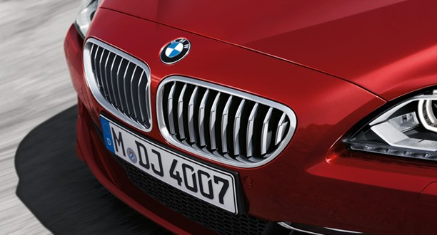BMW 6 Series Exteriors Front View