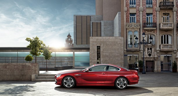 BMW 6 Series Exteriors Side View