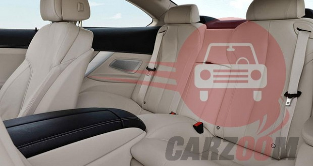 BMW 6 Series Interiors Seats