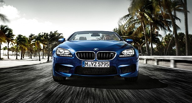 BMW M6 Exteriors Front View