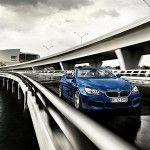 BMW M6 Exteriors Top View