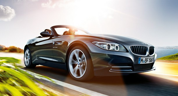 BMW Z4 Exteriors Front View