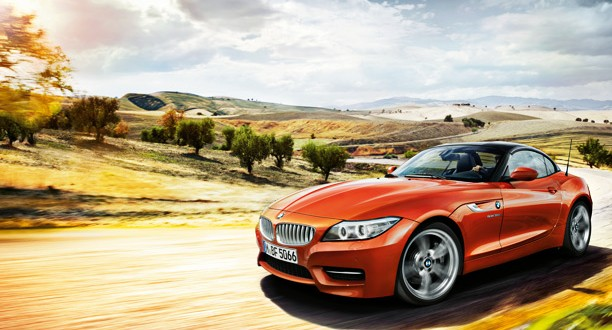 BMW Z4 Exteriors Overall