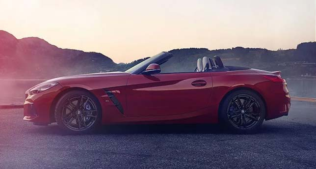 BMW-Z4-Side-View