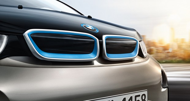 BMW i3 Exteriors Front View