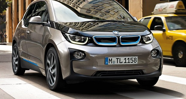 BMW i3 Exteriors Overall
