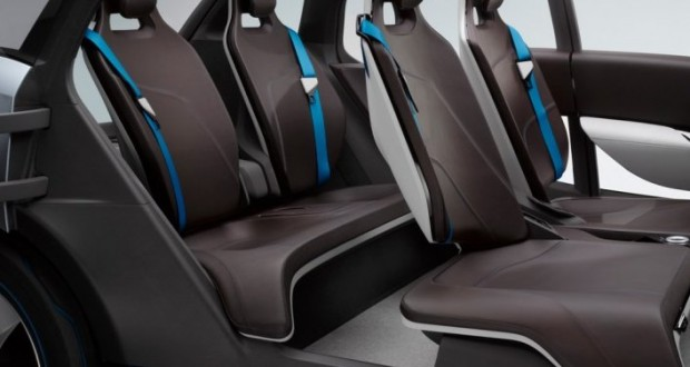 BMW i3 Interiors Seats