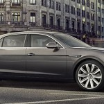 Bentley Continental Flying Spur Exteriors Overall