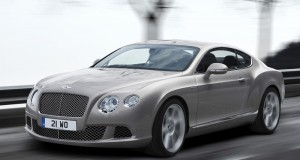 Bentley Continental GT Exteriors Overall
