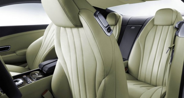 Bentley Continental GT Interiors Seats