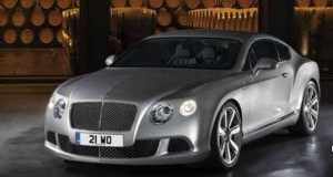 Bentley Continental GTC Exteriors Overall