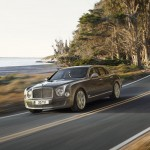 Bentley Mulsanne Exteriors Overall