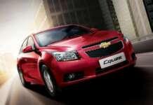 Chevrolet Cruze Exteriors